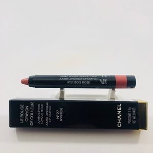 CHANEL Makeup - Chanel Le Rouge Jumbo Lip Crayon 27 Bois Rose